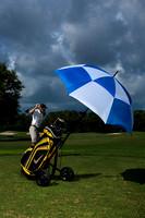 Golf umbrella-043