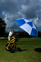 Golf umbrella-045