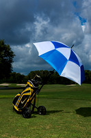 Golf umbrella-047