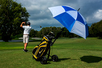 Golf umbrella-053