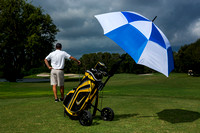 Golf umbrella-055